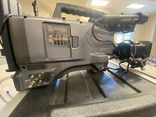 Panasonic AG-HPX500P, HD, ENG - Viewfinder, Shotgun Mic - Rarely Used