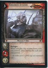 Lord Of The Rings CCG Card RotK 7.U270 Gorgoroth Attacker
