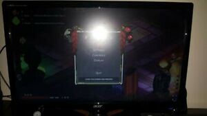 """Acer Monitor 27"""" GN276HL W/ HDMI & POWER CABLE"""
