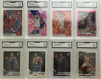 Basketball Card REPACK Double Double Pack 15 Cards Color Prizm Rookies and Stars