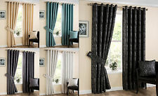 Polyester Abstract Ready Made Curtains