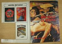 """Libri Gialli """"Così parlò la strega"""" Bill S. Ballinger del 1977 ed. M. G. Milano"""