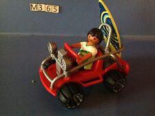 (M365) playmobil Buggy et surfeur ref 4863 4857 4858 4859