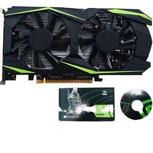 Desktop-Grafikkarte Gtx1050ti 4 GB Ddr5 128 Bit HDMI Dvi Vga Dvi Grafikkarte