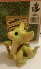 Rc � Pocket Dragons Dragon *�Mint in Box & Signed�* On The Road Again *1996*