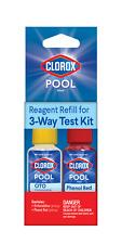 Clorox Pool & Spa 3-Way Reagent Refill Kit