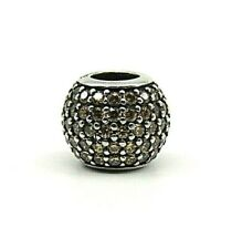 AUTHENTIC PANDORA PAVE LIGHTS CHARM WITH FANCY GOLDEN CUBIC ZIRCONIA