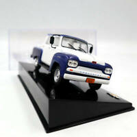 IXO 1:43 Scale Chevrolet Alvorada 1962 Diecast Toys Cars Models Collection