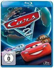 Cars 2 [Blu-ray] von Lasseter, John, Lewis, Brad   DVD   Zustand gut