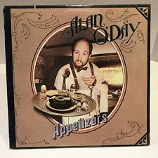 ALAN O'DAY APPETIZERS 1977 UNDERCOVER ANGEL ANGIE BABY VINYL RECORD NEW SEALED