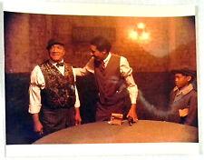 REDD FOXX RICHARD PRYOR  color 8X10 Movie Still HARLEM NIGHTS 1989  Excel. Condi
