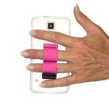 LAZY-HANDS 2-Loop Phone Grip -  Pink
