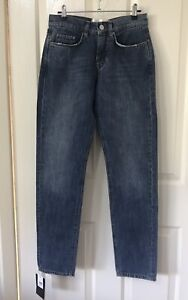 Victoria Beckham Jeans Relaxed Fit Tapered Leg NWT