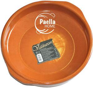 6 x 22 cm Set of Terracotta Tapas Dishes , Spanish Cazuelas , Casserole , Tapas