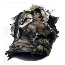 3D Hunting Cap Sneaky Woodland Leaf Caps Leafy Hunting Camouflage Hat Reel Tree