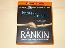 KNOTS & CROSSES-IAN RANKIN-INSP. REBUS UNABRIDGED MP3 AUDIOBOOK $10 FREE SHIP
