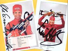 Ole Einar Björndalen-Emil hegle SVENDSEN (4) 2 print copy + S Ski AK FREE