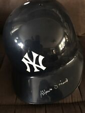 Alfonso Soriano Autographed Signed Auto MLB New York Yankees Batting Helmet