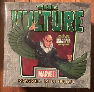 THE VULTURE Mini-Bust #1408/2500 Bowen Designs Marvel Spider-Man NEW