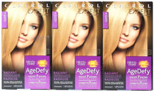 3 Pack Clairol Expert Collection Nice'n Easy Age Defy Hair Color 9 Light Blonde