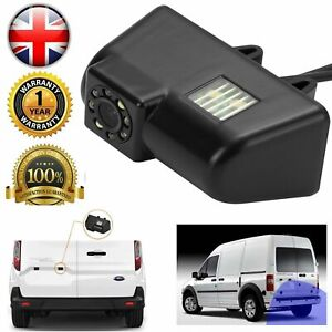 8LED Rear View Reversing Backup Camera Night Vision For Ford Transit & Connect