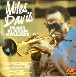 Miles Davis Plays Classic Ballads - Miles Davis  -  CD, VG