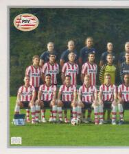 AH 2010-2011 Panini Like sticker 201 PSV Eindhoven Team Left