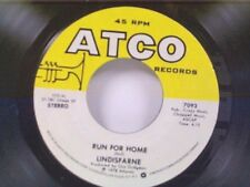 "LINDISFARNE ""RUN FOR HOME / STICK TOGETHER"" 45 MINT"