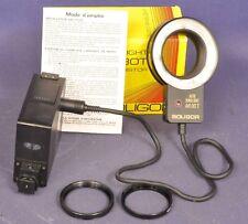 Soligor auto anillo rayo ar-30t macro relámpago macro/Flash macro OVP nuevo equiva