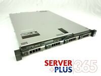 Dell PowerEdge R430 LFF Server, 2x E5-2650V3 2.3GHz 10Core, 32GB 4x Tray, H730