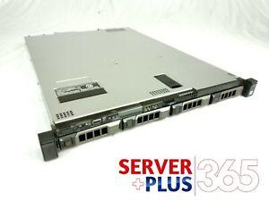Dell PowerEdge R430 LFF Server, 2x E5-2640V3 2.6GHz 8Core, 32GB 4x Tray, H730