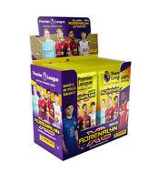 2020 2021 PANINI Adrenalyn Premier League Soccer Cards Booster Box 50 Packs