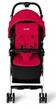 Passeggino Leggero 3.8 kg MINILARGE 233 Red Brevi