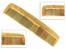 Wooden Chinese Style Portable Anti Static Hair Care Head Massage Comb 20cm