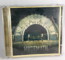 Armistice by MUTEMATH Audio CD Aug-2009 Teleprompt Warner Bros Rock Post