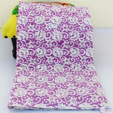10 Yard Jaipuri  Hand Block Print 100% Cotton Print Fabric