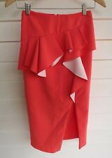 Bardot Women's Coral Skirt - Size 6