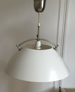 Hans J. Wegner. Ceiling lamp 'The Pendant'. Mint Condition Louis Poulsen