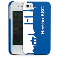 Apple iPhone 4 premium case cover-hertha bsc skyline 2