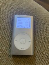 Apple iPod 4GB Mini 2nd Generation A1051 Silver - IPOD ONLY