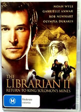 The Librarian II: Return to king Solomon's mines R4(2006)