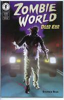 Zombie World Dead End 1988 series # 1 very fine comic book