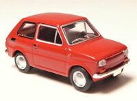 BREKINA 22351 - Fiat 126 rossa  HO 1:87
