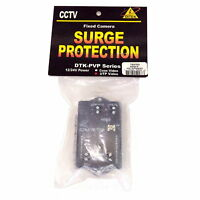 DITEK DTK-PVP27BTPV Analog/HDCCTV UTP Video Surveillance Camera Surge Protector