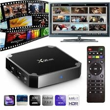 Android 7.1 X96 Mini S905W 2GB 16GB KODI KD TV BOX 4K IPTV Decoder Smart HD