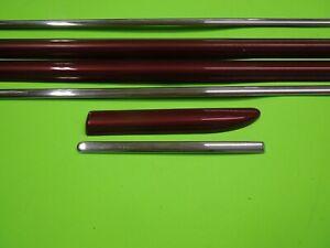 1999 2000 01 02 2003 JAGUAR XJ8 XJR VANDEN PLAS RIGHT RH door  MOLDING used trim