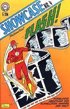 DC-Showcase #4 Flash (tedesco) prima edizione il Rosso fulmine German reprint Variant