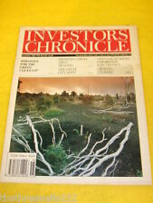 INVESTORS CHRONICLE - TURKEY SURVEY - MAY 4 1990