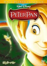 DISNEY-PETER PAN-JAPAN 2 DVD G35