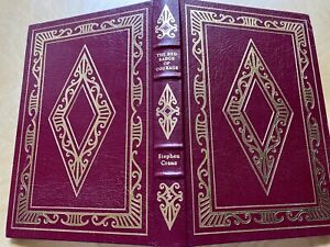 Easton Press ~ The Red Badge of Courage Stephen Crane ~ 100 Greatest Books Ever